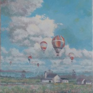 Baloons over Talbot