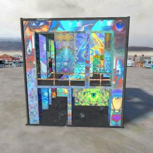 Virtual Life Cube