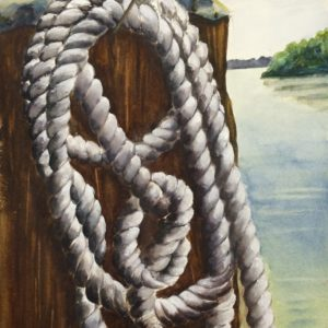 Knot at the Dock