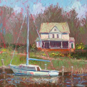 Spring, Cockey's Cove