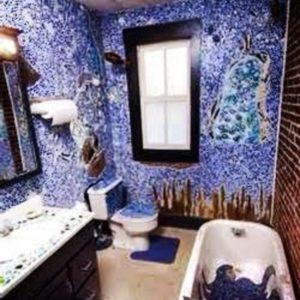 Cherry's Building Bathroom