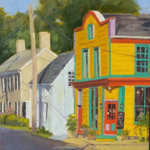 Carpenter Street